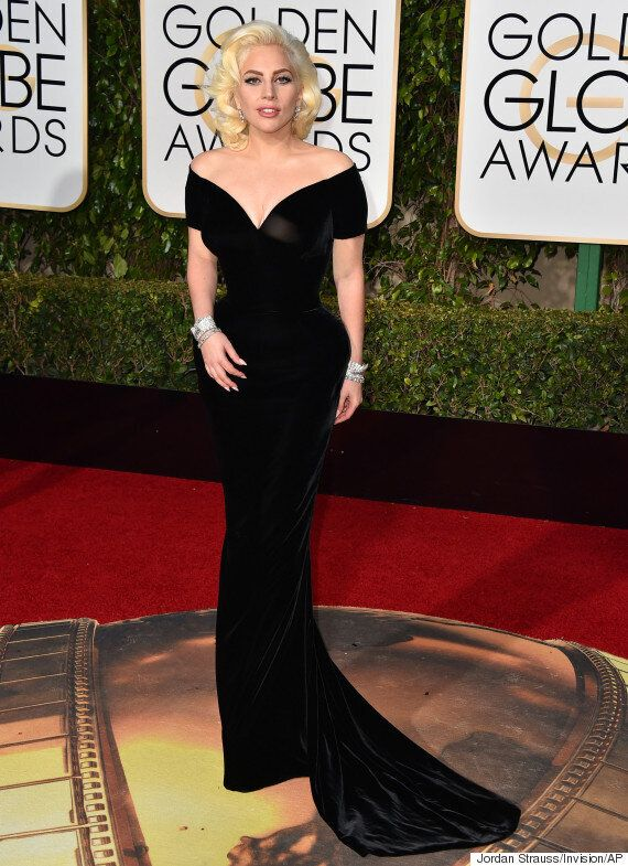 Golden Globes 2016: Lady Gaga And Katy Perry Serve Vintage Screen Siren Vibes On The Red