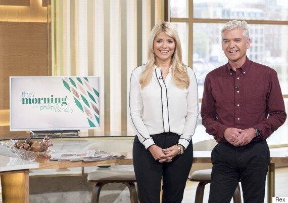 'This Morning' Live From Your Living Room Competition: Holly Willoughby And Phillip Schofield Could Host...