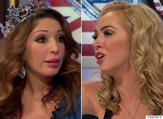 'Celebrity Big Brother's Bit On The Side': Aisleyne Horgan-Wallace Offers Her Side Of Farrah Abraham