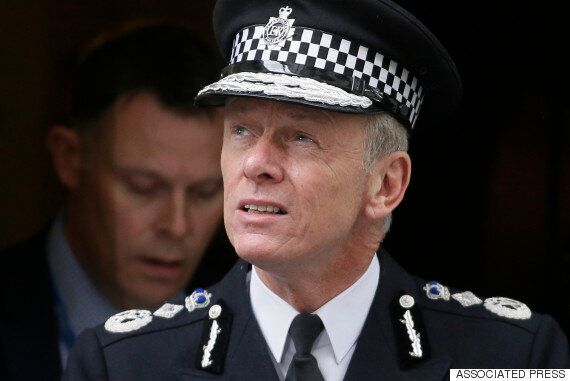 Bernard Hogan-Howe Hits Back At Sun Editors Over Dropped Lord Sewel Drug
