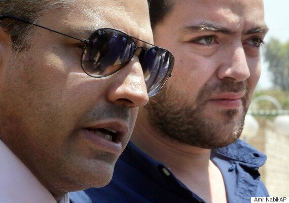 Jailed Al-Jazeera Journalists 'Pardoned By Egyptian