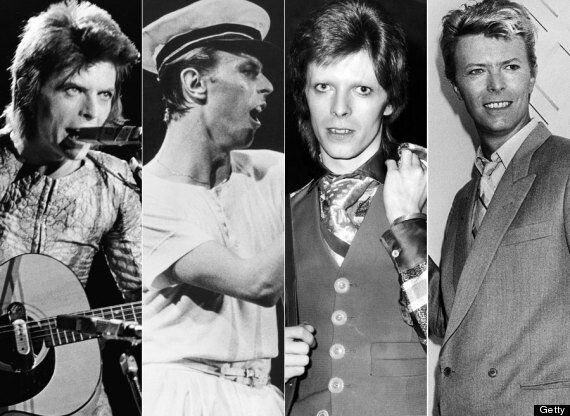 David Bowie Dead: 69 Beautiful And Rare Pictures Of The Thin White