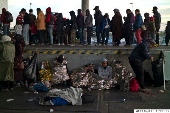 What Happens To Syrian Refugees When They Arrive In The