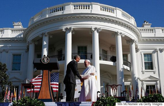 Pope's Visit To America Causes Fox News And Right Wing Media To Have
