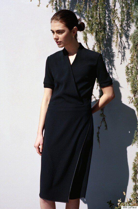 Best Work Dresses: This 'Eco-Friendly' MM.LaFleur Design Has A 900-Person Waiting