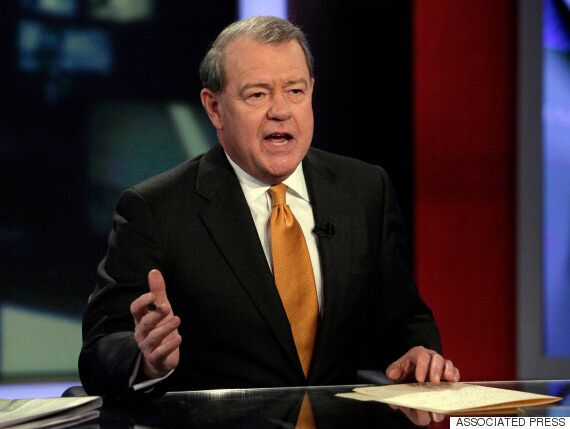 Fox News' Stuart Varney In 10-Minute Rant Over Pope Francis Talking About Climate