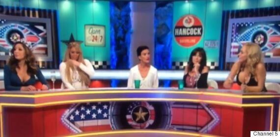 'Celebrity Big Brother's Bit On The Side': Vicki Michelle Says Farrah Abraham 'Could Have Blinded Her'...