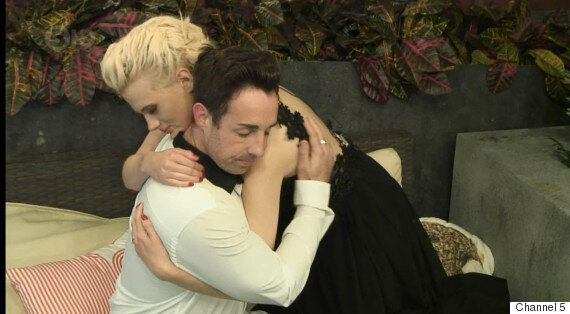 'Celebrity Big Brother': Stevi Ritchie And Chloe Jasmine's Relationship Gets Even More