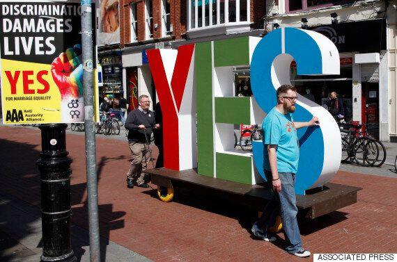 Stephen Fry Makes Heartfelt Plea For 'Yes' Vote In Ireland's Gay Marriage