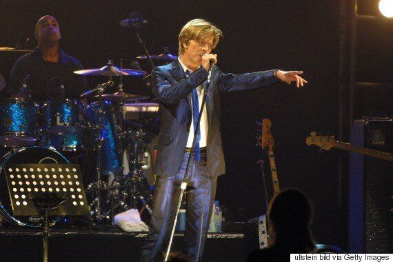 David Bowie: German Foreign Office Thanks Late Singer For 'Helping To Bring Down The Berlin