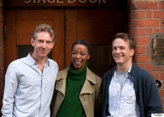 'Harry Potter And The Cursed Child' Star Noma Dumezweni Reacts To Hermione Granger Casting