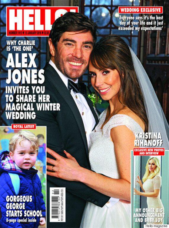 Alex Jones Wedding: 'The One Show' Reveals Ceremony Details Alongside Hello! Magazine