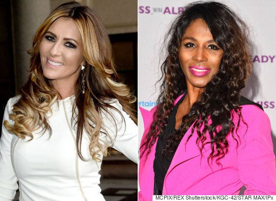 'Real Housewives Of Cheshire' Star Dawn Ward Appears In Court To Face Sinitta Assault