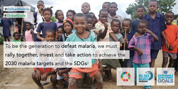 Malaria - A Prototype for the Global