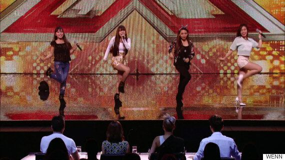 'X Factor' 2015: 4th Power Get A New Name, 4th