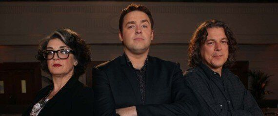 Show Me The Funny: Jason Manford And Alan Davies On Finding The Next Comedy