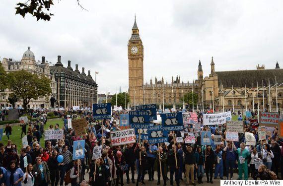 James O'Brien Slams 'Hogwash' Attack On Striking Junior Doctors After Boris Johnson's 'Corbynite'