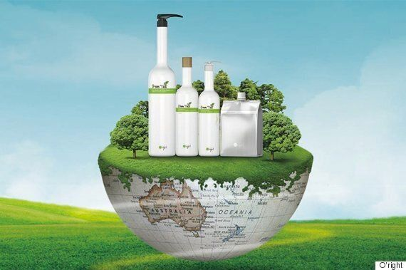 Eco-Friendly Shampoo Company O'Right Make The World's First Carbon Neutral