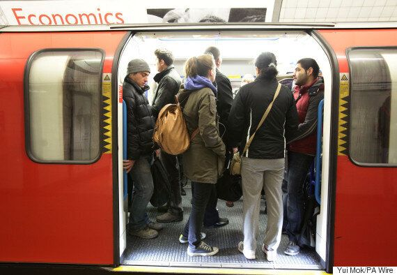 London Underground Trains Are 'Too Fast' Suggests Royal Society Interface