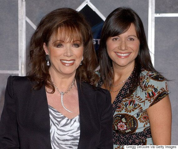 Jackie Collins Dead: Author's Daughters Pay Tribute To 'Superhero'
