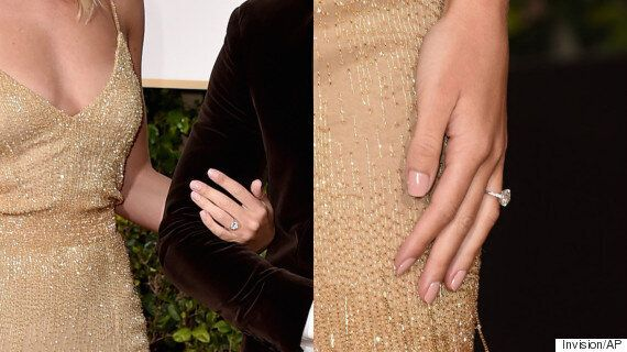 Rosie Huntington-Whiteley And Jason Statham Are Engaged: See Her Dazzling Engagement