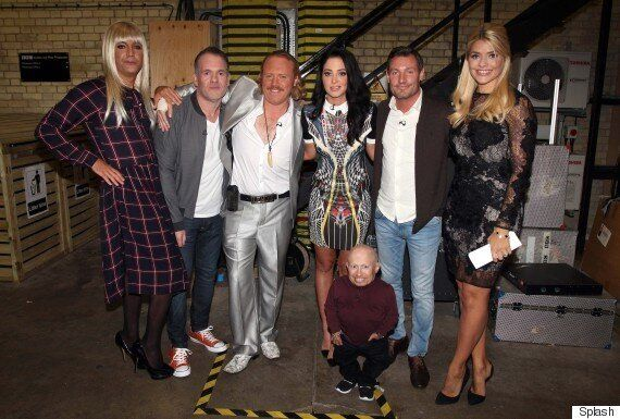 'Celebrity Juice': Gino D'Acampo Drags Up To Become Fearne Cotton On Throwback Episode Of ITV2 Panel...