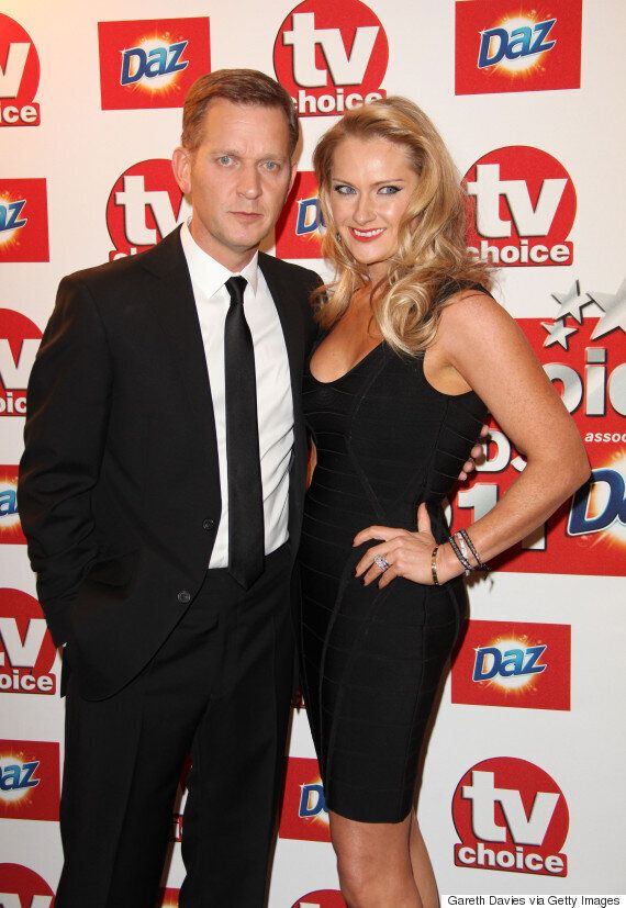 Jeremy Kyle 'Splits From Wife Carla Germaine' After 13 Years Of Marriage, Report