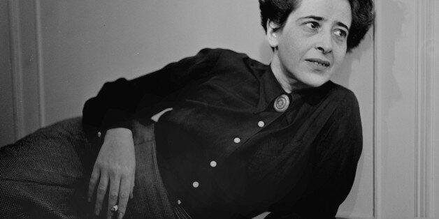 German-born American political theorist and author Hannah Arendt, who will appear on the new