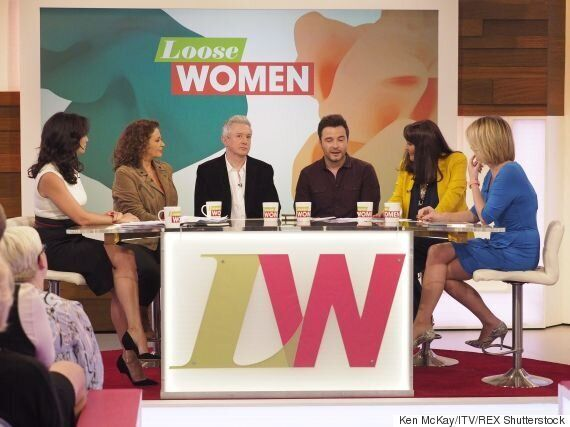 Louis Walsh Addresses 'X Factor' Return Speculation During 'Loose Women'
