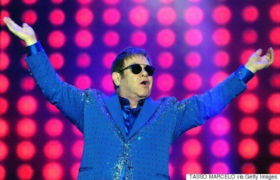 Vladimir Putin Calls Elton John To Discuss Gay Rights After Singer Is Pranked By Russian Comedy