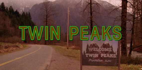 Fire in a Bottle (To 'Twin Peaks' and Back