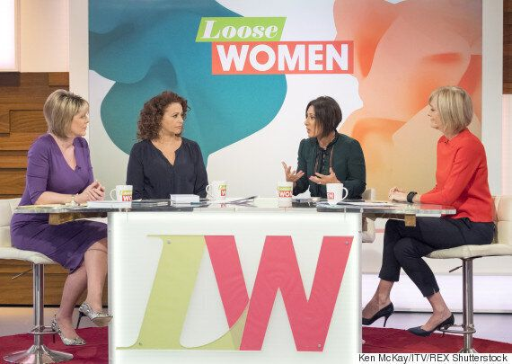 'Loose Women' Star Saira Khan Candidly Discusses Sexual Assault Experience: 'I Didn't Cry, I Was So Angry,...