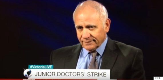 Sky News' Reporter Darren McCaffrey 'Gagged' By NHS Chief's Aide During Junior Doctors Strike