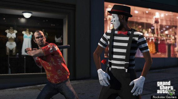 Grand Theft Auto Developers Rockstar Games Sue BBC Over Upcoming