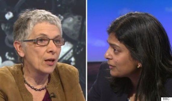 Melanie Phillips Tells MP Feminist Argument Has Her 'Reaching For The Sick