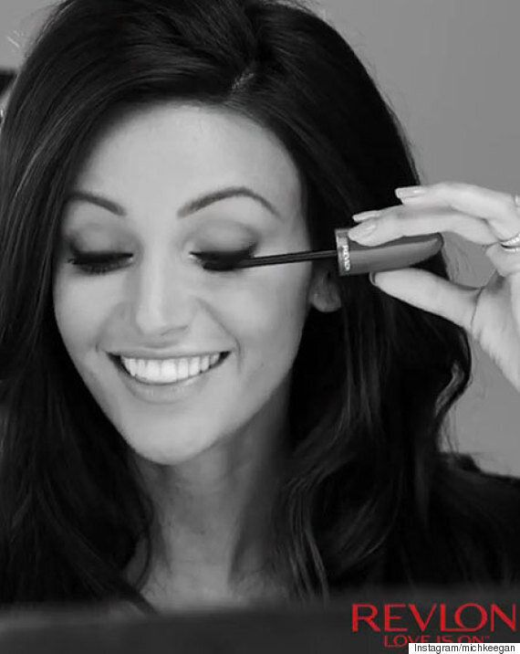 Michelle Keegan Is The New Face Of Revlon