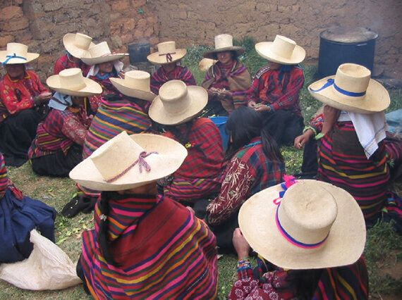 The Andean Worldview - an Alternative Economic