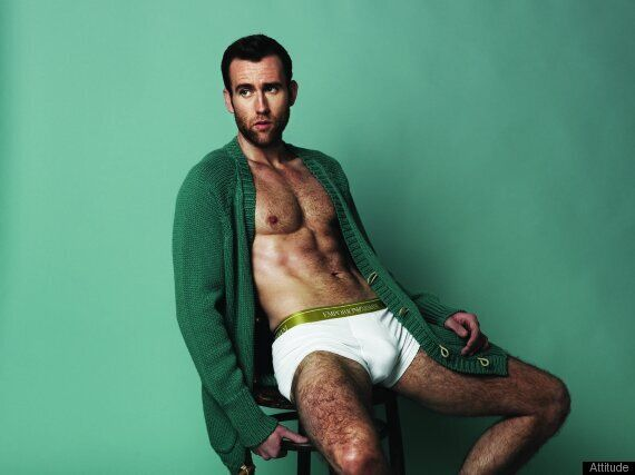J.K. Rowling's Response To Those Semi-Naked Pics Of 'Harry Potter' Neville Longbottom Actor Matthew Lewis...