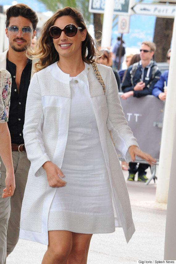 Kelly Brook Puts Her Sitcom Troubles Behind Her At Cannes Film Festival