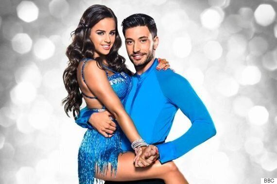 Georgia May Foote And Giovanni Pernice Fuel 'Strictly Come Dancing' Romance Reports, As They Share Cosy