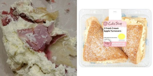 Morrisons Shopper Finds 'Ham And A Pubic Hair' In Raspberry