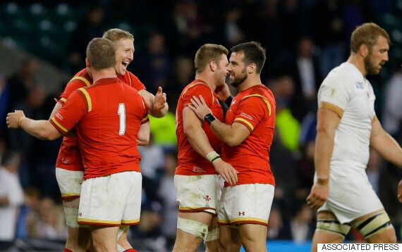 Wales' Victory Over England In Rugby World Cup Celebrated As A 'Courageous And Historic'