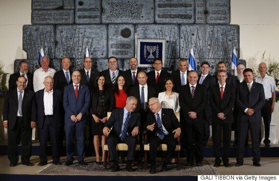 Orthodox Jewish Paper Photoshops Female Ministers Out Of New Israeli