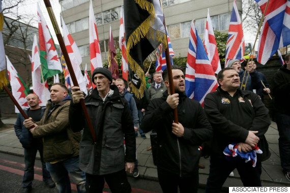 Britain First Slammed By Church of England Clergy Over Planned Burton Mosque
