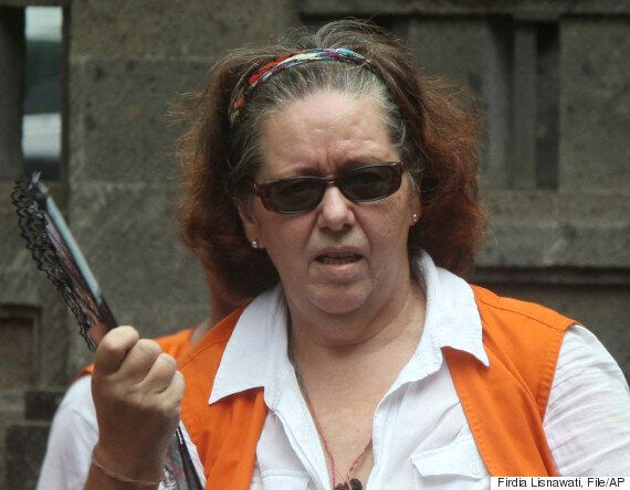 Lindsay Sandiford Lodges Final Death Row Appeal In Desperate Bid To Avoid Indonesian Firing