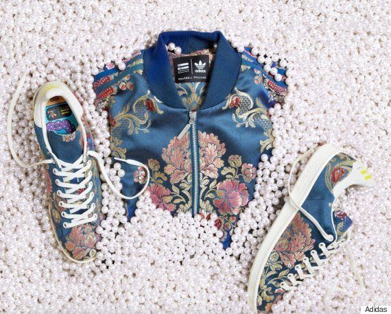 Pharrell Williams Designing Clothes For Beyoncé (And You!): See His Adidas And Timberland