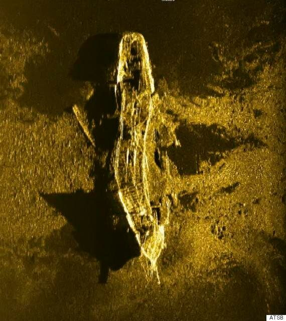 MH370 Investigators Find Another Shipwreck During Hunt For Lost Malaysia Airlines