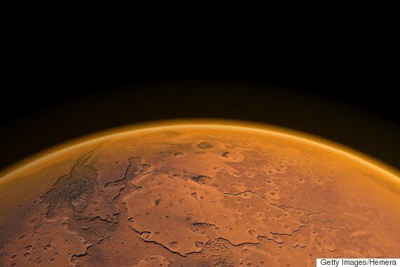 NASA's 'Solved Mystery' On Mars Could Be The Discovery Of Liquid