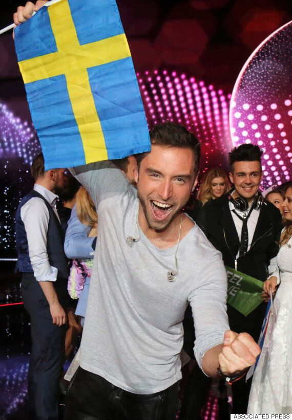 Sweden's Eurovision Winner Mans Zelmerlow: 9 Facts In 90 Seconds On The 2015 'Heroes'