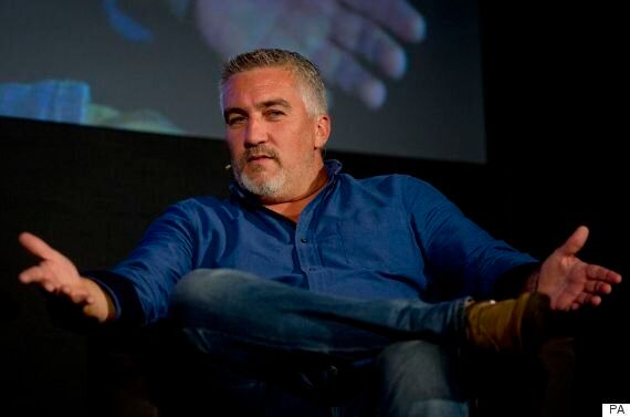 'Great British Bake Off' Judge Paul Hollywood Says He's Edited To Look Mean, And Rules Out 'Top Gear'